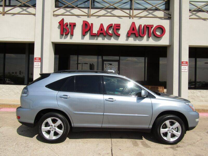 2004 Lexus RX 330 for sale at First Place Auto Ctr Inc in Watauga TX