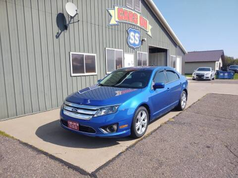 2012 Ford Fusion for sale at CARS ON SS in Rice Lake WI