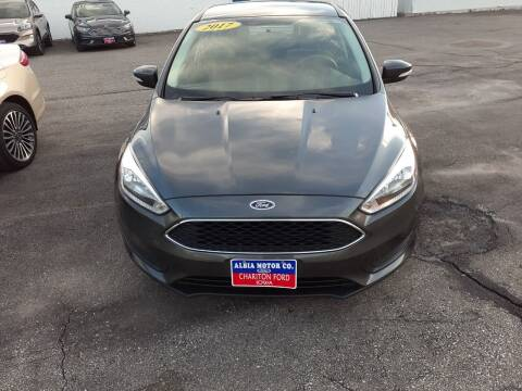 2017 Ford Focus for sale at Albia Motor Co in Albia IA