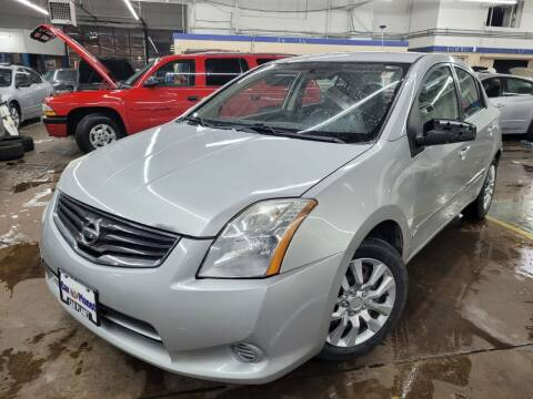 2011 Nissan Sentra for sale at Car Planet Inc. in Milwaukee WI