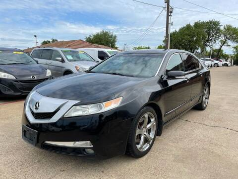 2010 Acura TL for sale at CityWide Motors in Garland TX