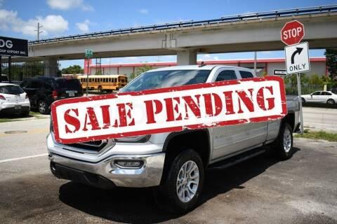 2016 GMC Sierra 1500 for sale at STS Automotive - Miami, FL in Miami FL