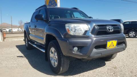 2013 Toyota Tacoma for sale at Auto Depot in Carson City NV