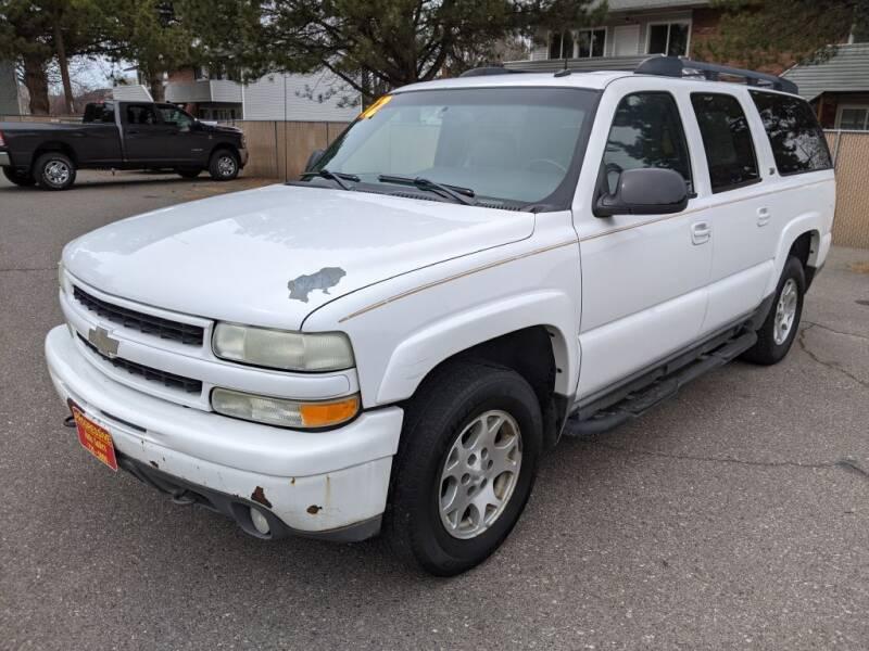 2002 Chevrolet Suburban for sale at Progressive Auto Sales in Twin Falls ID