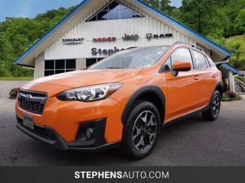 2019 Subaru Crosstrek for sale at Stephens Auto Center of Beckley in Beckley WV