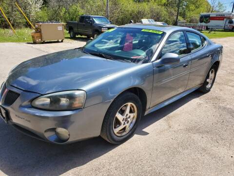 2004 Pontiac Grand Prix for sale at JDL Automotive and Detailing in Plymouth WI