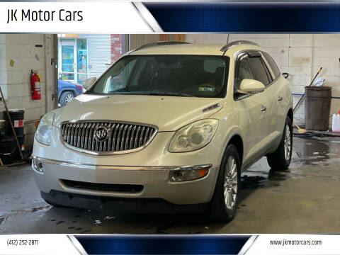 2010 Buick Enclave for sale at JK Motor Cars in Pittsburgh PA