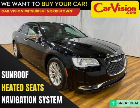 2017 Chrysler 300 for sale at Car Vision Mitsubishi Norristown in Trooper PA