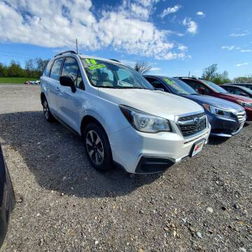 2018 Subaru Forester for sale at ALL WHEELS DRIVEN in Wellsboro PA