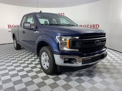 2020 Ford F-150 for sale at BOZARD FORD in Saint Augustine FL