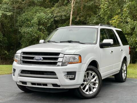 2017 Ford Expedition for sale at Sebar Inc. in Greensboro NC