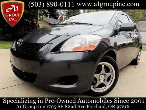 2010 Toyota Yaris for sale at A1 Group Inc in Portland OR