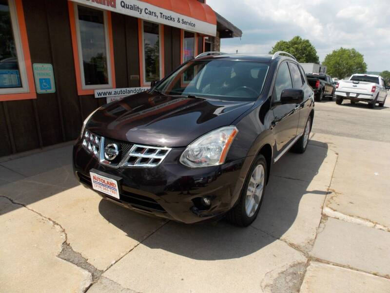 2013 Nissan Rogue for sale at Autoland in Cedar Rapids IA