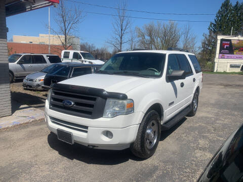 2008 Ford Expedition for sale at Townline Motors in Cortland NY