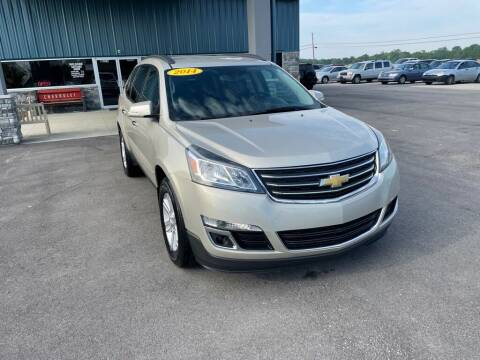 2014 Chevrolet Traverse for sale at Wildfire Motors in Richmond IN