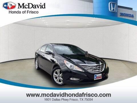 2011 Hyundai Sonata for sale at DAVID McDAVID HONDA OF IRVING in Irving TX