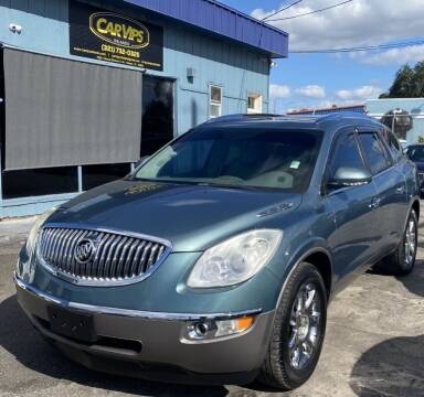 2009 Buick Enclave for sale at CAR VIPS ORLANDO LLC in Orlando FL