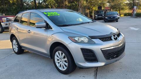 2010 Mazda CX-7 for sale at Dunn-Rite Auto Group in Longwood FL