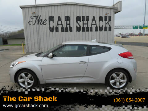 2013 Hyundai Veloster for sale at The Car Shack in Corpus Christi TX
