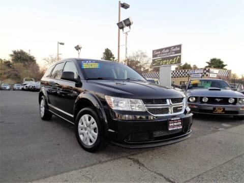 2013 Dodge Journey for sale at Save Auto Sales in Sacramento CA