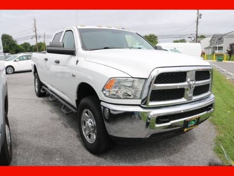 2015 RAM Ram Pickup 2500 for sale at AUTO POINT USED CARS in Rosedale MD