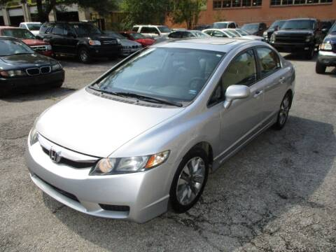 2009 Honda Civic for sale at Ideal Auto in Kansas City KS