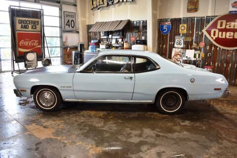 1974 Plymouth Gold Duster for sale at Cool Classic Rides in Redmond OR