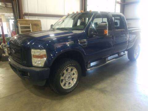 2008 Ford F-350 Super Duty for sale at Hometown Automotive Service & Sales in Holliston MA
