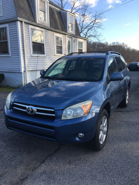 2008 Toyota RAV4 for sale at Best Choice USA in Swansea MA
