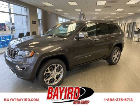 2021 Jeep Grand Cherokee for sale at Bayird Truck Center in Paragould AR