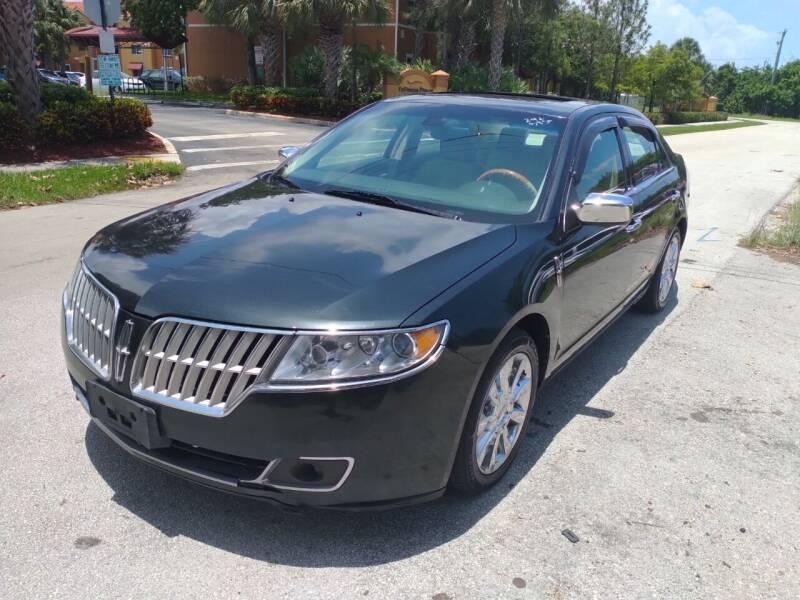 2010 Lincoln MKZ for sale at LAND & SEA BROKERS INC in Pompano Beach FL