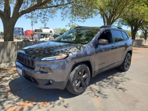 2018 Jeep Cherokee for sale at Matador Motors in Sacramento CA