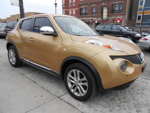 2013 Nissan JUKE for sale at Metropolitan Automan, Inc. in Chicago IL