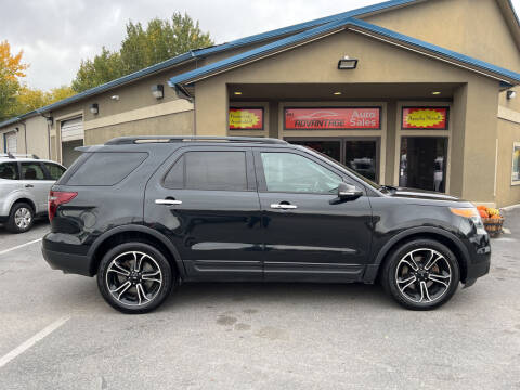 2014 Ford Explorer for sale at Advantage Auto Sales in Garden City ID