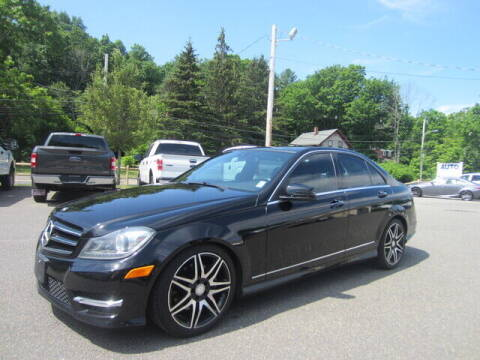 2013 Mercedes-Benz C-Class for sale at Auto Choice of Middleton in Middleton MA
