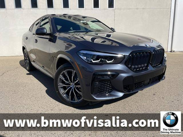 2022 BMW X6 for sale in Visalia, CA