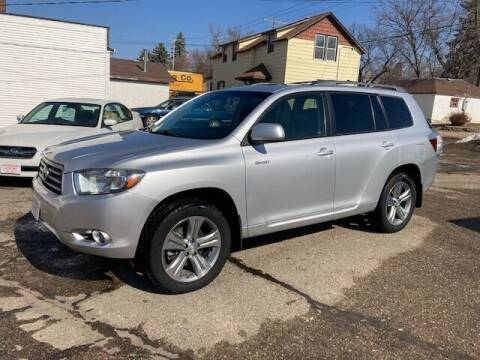 2009 Toyota Highlander for sale at Affordable Motors in Jamestown ND