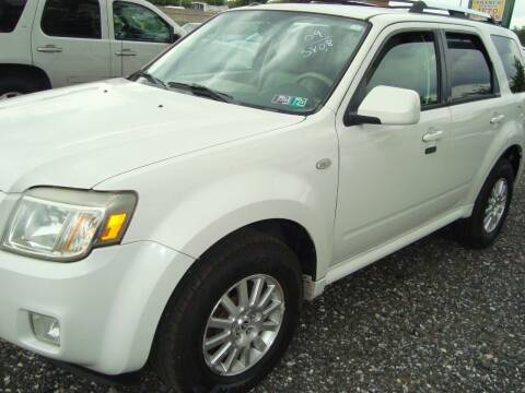2009 Mercury Mariner for sale at Branch Avenue Auto Auction in Clinton MD