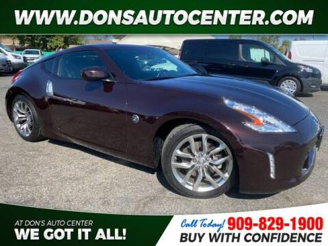 2014 Nissan 370Z for sale at Dons Auto Center in Fontana CA