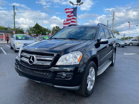 2009 Mercedes-Benz GL-Class for sale at KD's Auto Sales in Pompano Beach FL