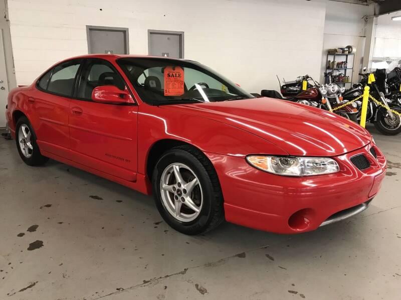 2001 Pontiac Grand Prix for sale at Adams Enterprises in Knightstown IN