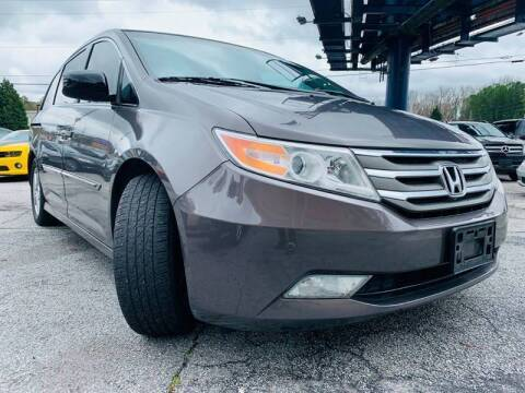 2012 Honda Odyssey for sale at North Georgia Auto Brokers in Snellville GA