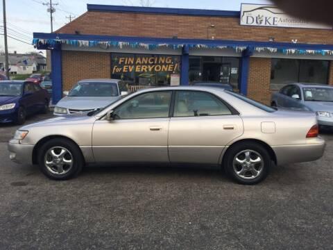 1997 Lexus ES 300 for sale at Duke Automotive Group in Cincinnati OH
