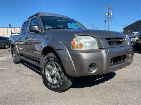 2003 Nissan Frontier for sale at New Wave Auto Brokers & Sales in Denver CO