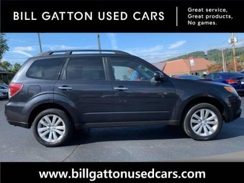 2011 Subaru Forester for sale at Bill Gatton Used Cars in Johnson City TN