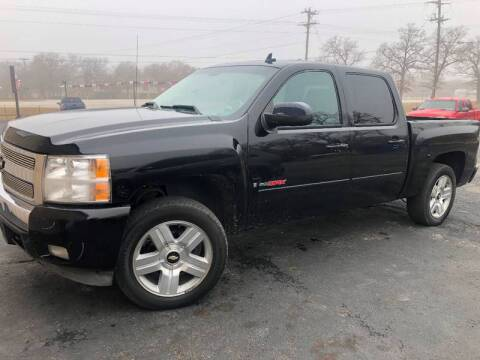2008 Chevrolet Silverado 1500 for sale at Bam Auto Sales in Azle TX