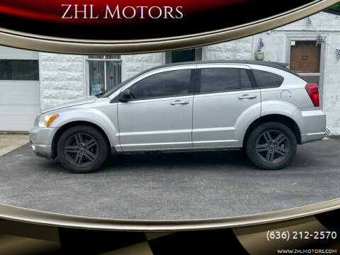 2011 Dodge Caliber for sale at ZHL Motors in House Springs MO