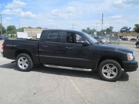 2007 Dodge Dakota for sale at Summit Auto Sales Inc in Pontiac MI