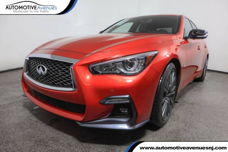 2019 Infiniti Q50 for sale in Wall Township, NJ