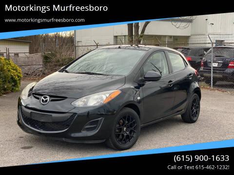 2014 Mazda MAZDA2 for sale at Motorkings Murfreesboro in Murfreesboro TN